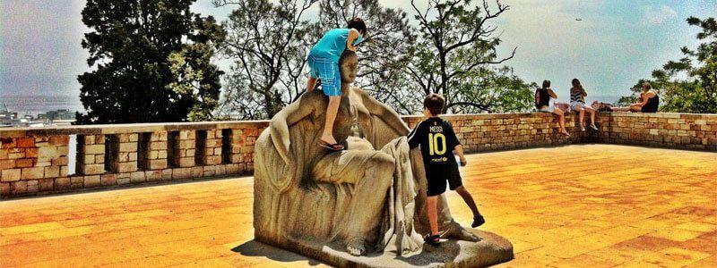 monumenti Barcellona