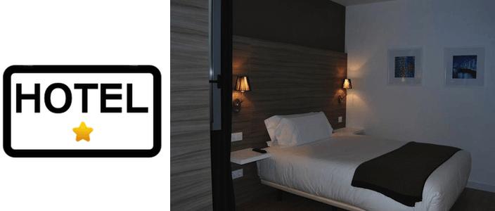 hotel 1 stella Barcellona