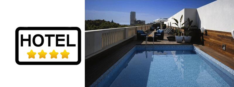 hotel 4 stelle Barcellona
