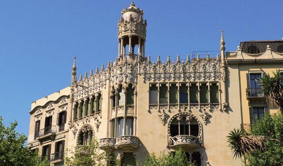 visita guidata Modernisme Barcellona