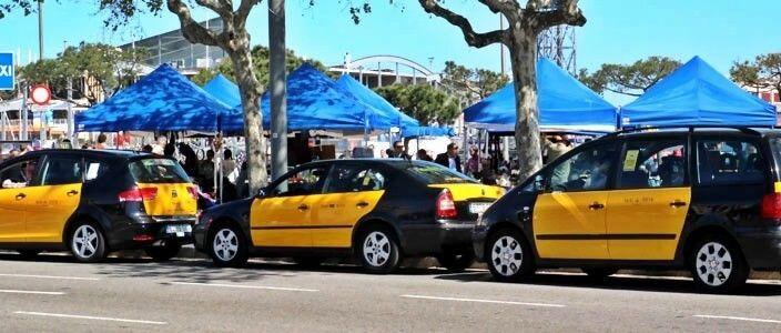 Taxi Barcellona