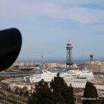 vista dell'Aeri del Port