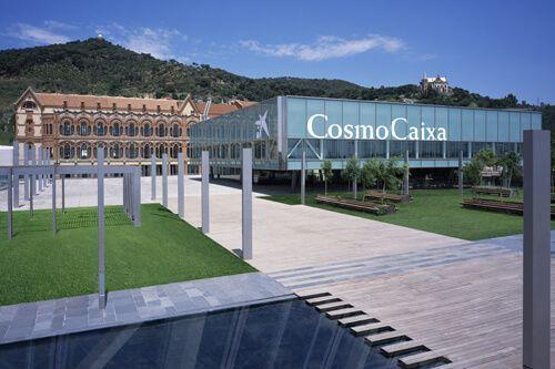 biglietti CosmoCaixa