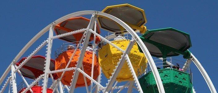 Parco divertimenti Tibidabo