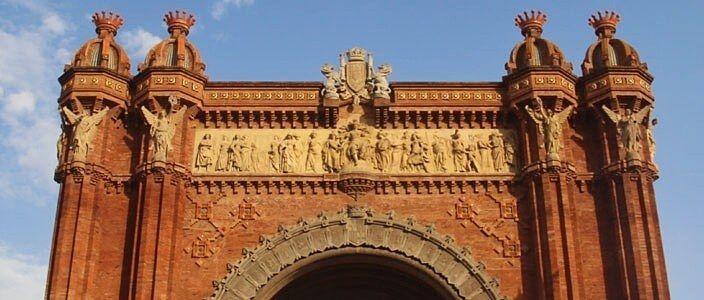 Arco del Trionfo di Barcellona