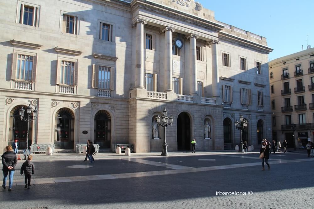 Municipio di Barcellona