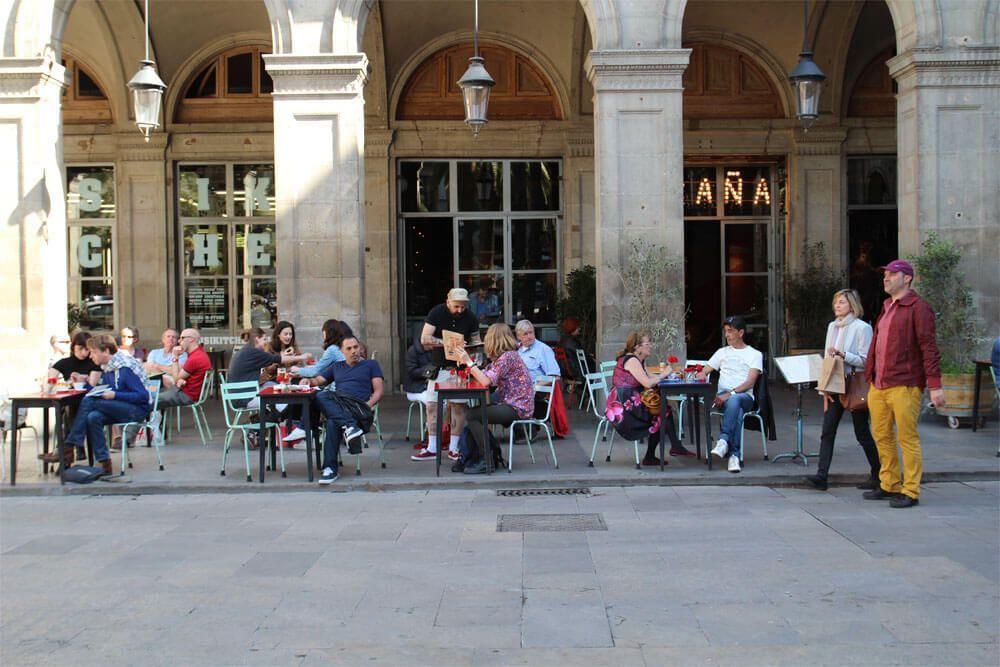 dehors Bar Ristorante Ocaña