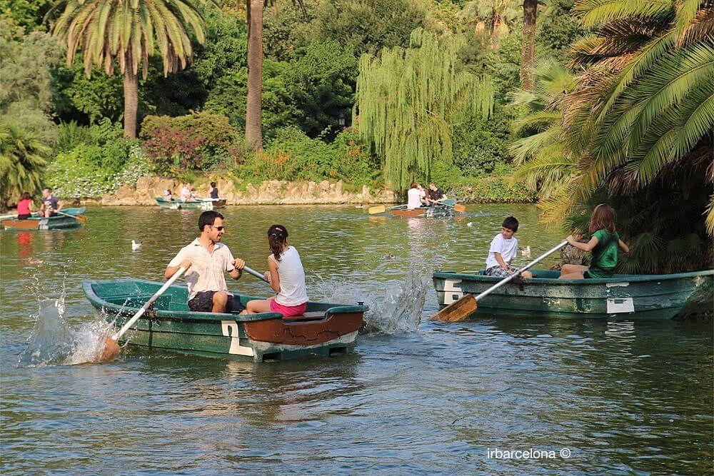 divertimento con le barche