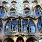 facciata Casa Batlló
