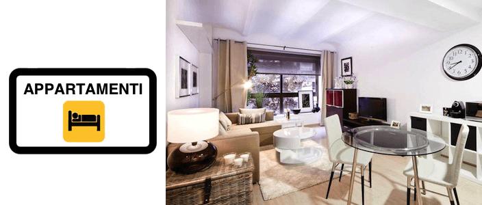 appartamenti casa vacanze Barcellona
