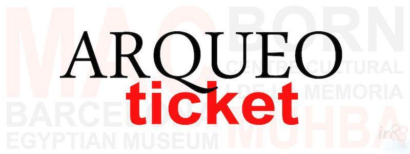 Arqueo Ticket Barcellona