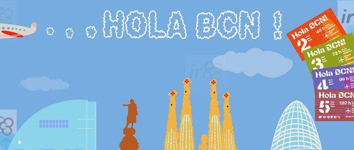 Hola BCN! Barcellona trasporto