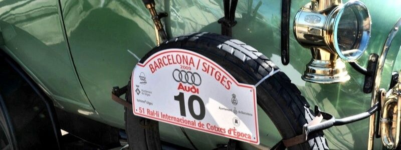 Rally Barcellona Sitges