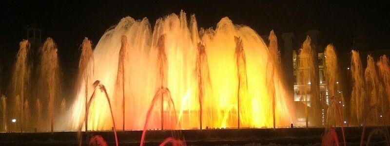 Fontana Magica Montjuïc