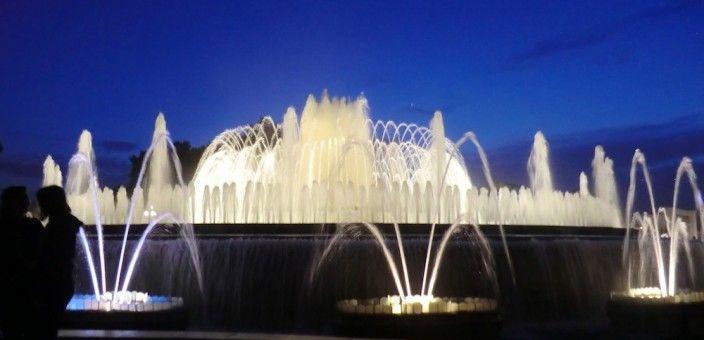Fontana di Montjuïc