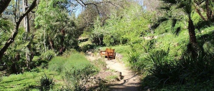 Giardino Botanico Storico di Barcellona