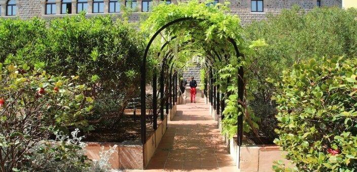 Casa de Convalescència i Jardins Mercè Rodoreda