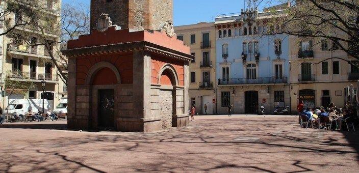Plaça de la Vila de Gràcia