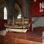 modello di una barca