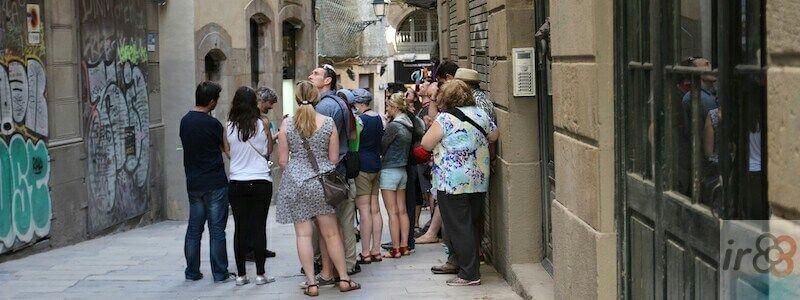 Tour privato guidato Barcellona