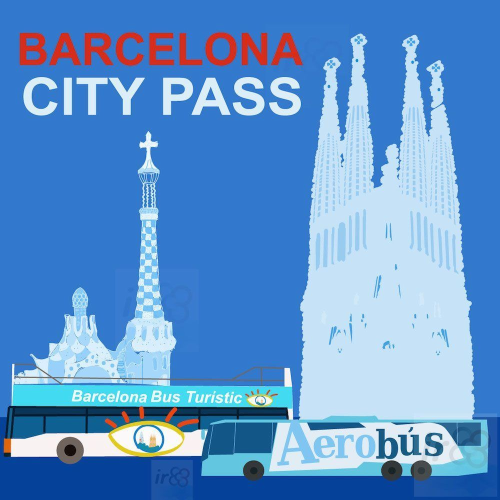 Online City Pass Barcelona