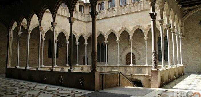 Palau Generalitat Catalunya