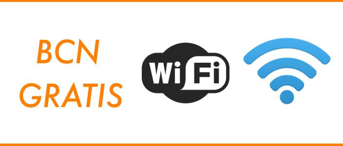 WiFi gratis a Barcellona