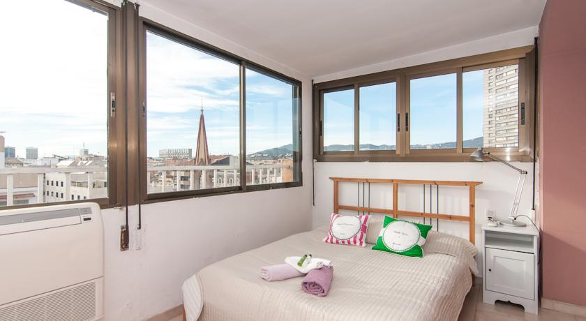 Bed and breakfast barcellona economici e in centro for Ostelli barcellona centro economici