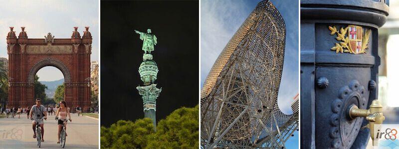 Monumenti di Barcellona