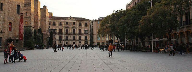 piazze di Barcellona