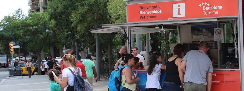 Ufficio Turismo Barcellona e Catalogna
