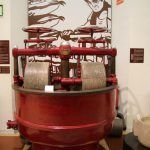 pressa Museo del Cioccolato