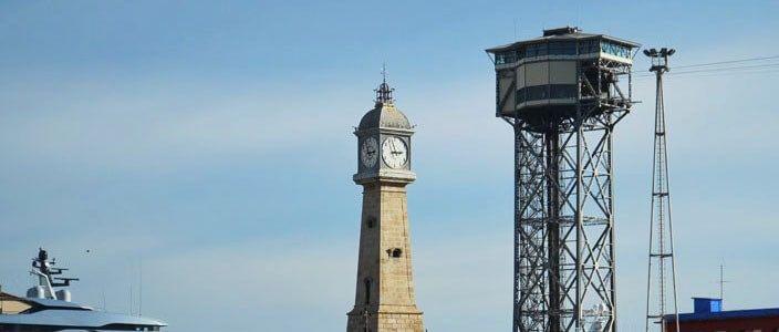 Torre Orologio Barceloneta