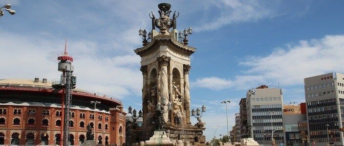 Piazza Spagna Barcellona