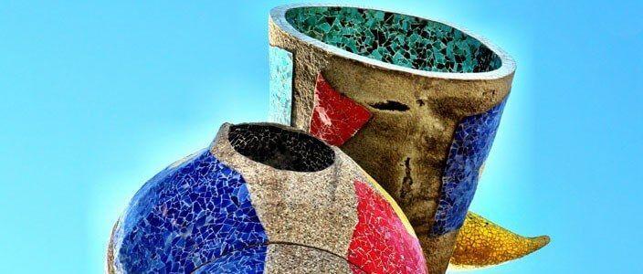 Dona i Ocell Miró (Parco Joan Miró)