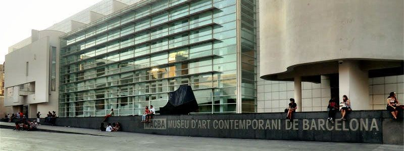 MACBA - Museo d'Arte Contemporanea di Barcellona