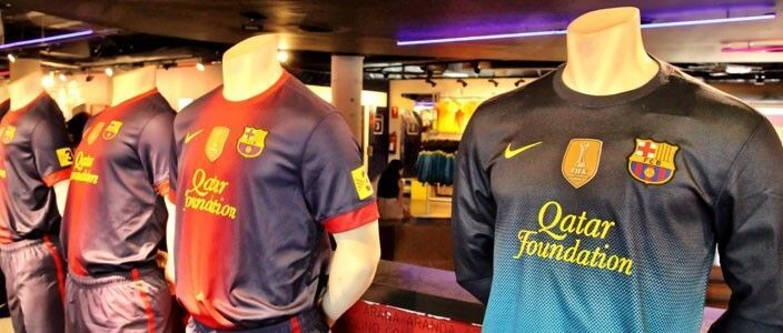 Museo Futbol Club Barcelona