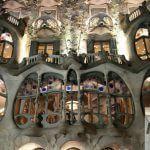 Casa Batlló di sera