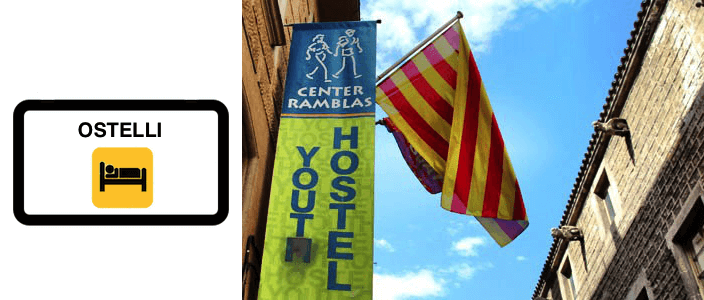 ostelli Barcellona