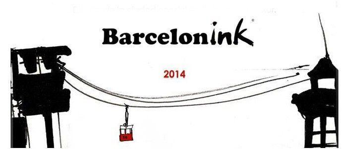 Estrazione di 3 calendari di Barcellona realizzati da Barcelonink