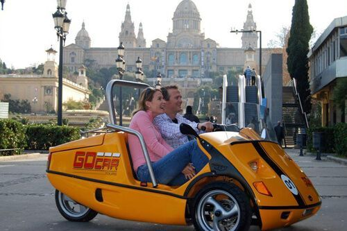 GoCar Barcellona