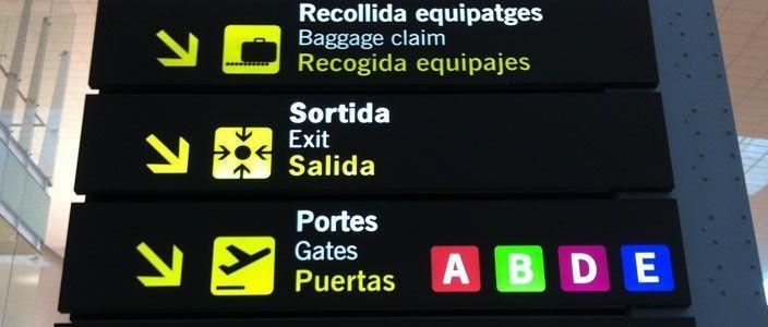 Aeroporto Barcellona El Prat