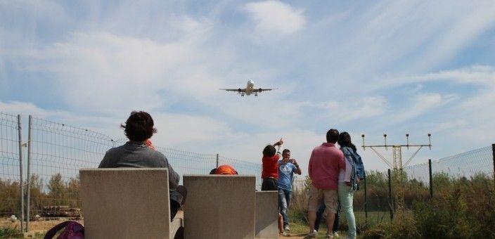 belvedere Aeroporto Barcellona El Prat