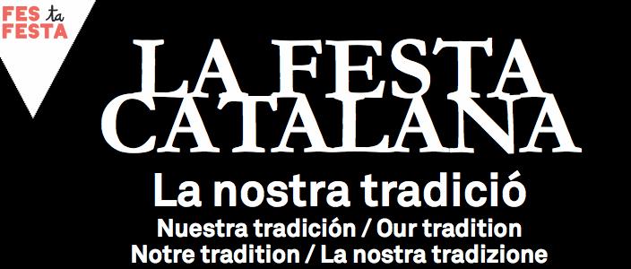La Festa Catalana Barcellona 2014