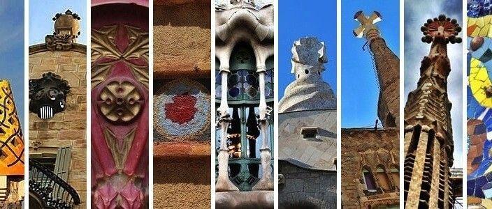 Opere di Antoni Gaudí a Barcellona: Info e vendita di Biglietti online