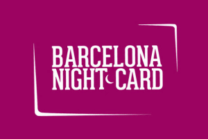Barcelona Night Card online
