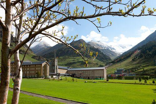 Pirenei Vall de Núria