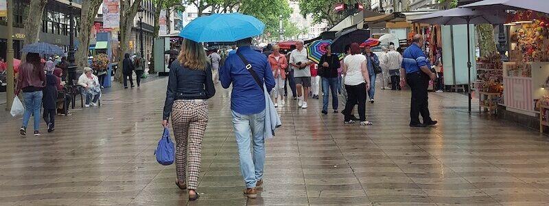 Cosa fare a Barcellona quando piove
