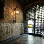 ingresso Palau Baró de Quadras