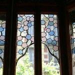 finestra Palau Baró de Quadras